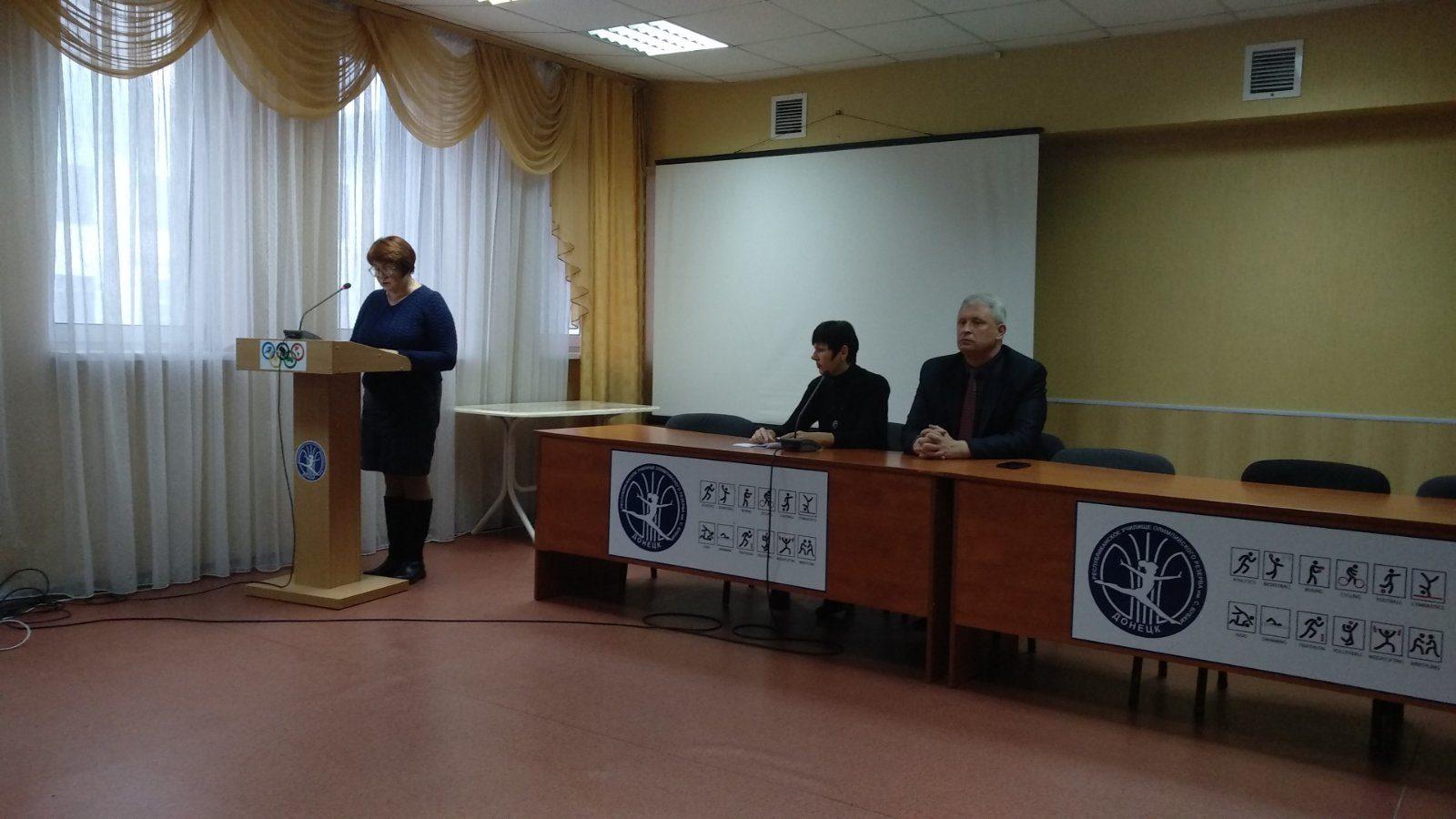 Профсоюзный комитет провел отчетно-выборное собрание