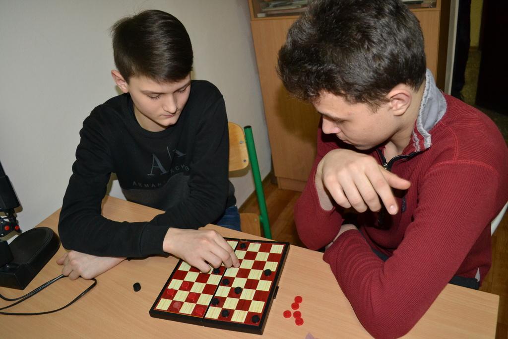 Турнир «Олимпийская шашка»