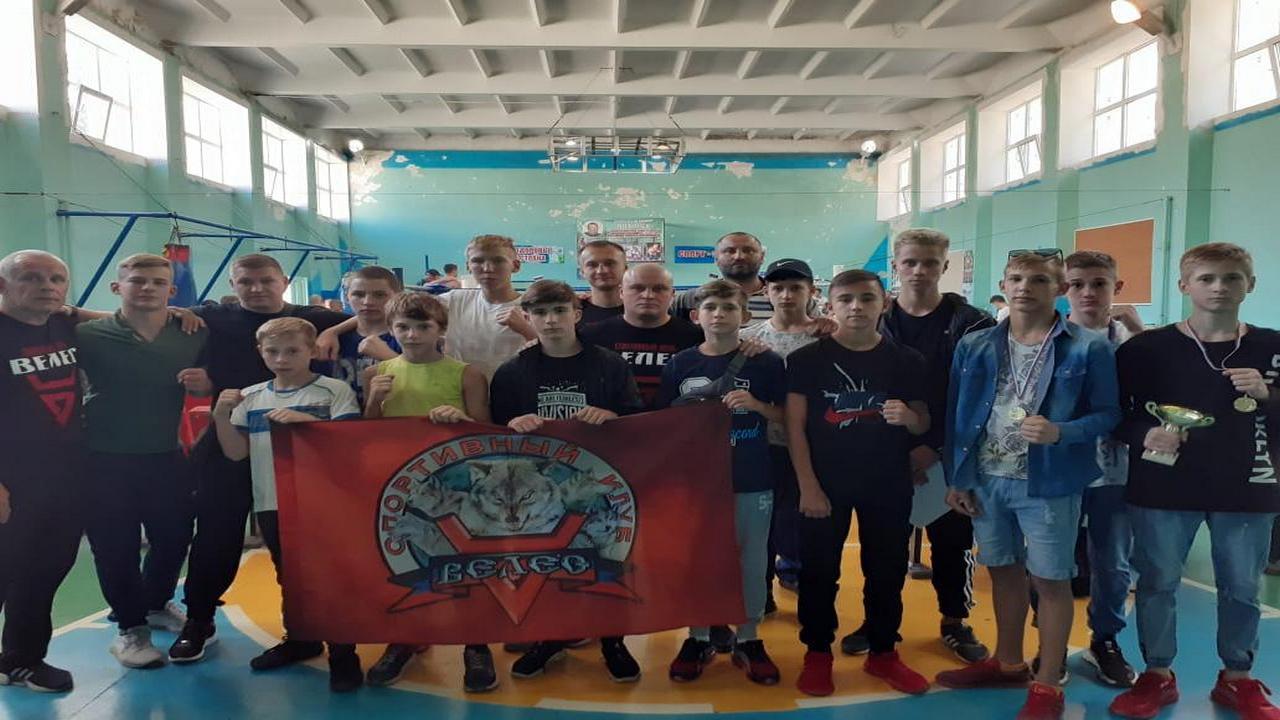 Боксеры УОРа – чемпионы и призеры республики