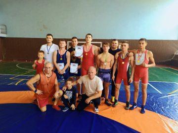Борцы греко-римского стиля успешно выступили на первенстве г. Донецка